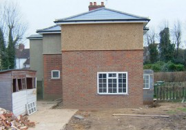 Extension in Bushey