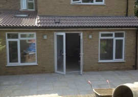 Two Storey Extension Harebreaks Watford