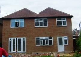 Extension in Cassiobury Watford